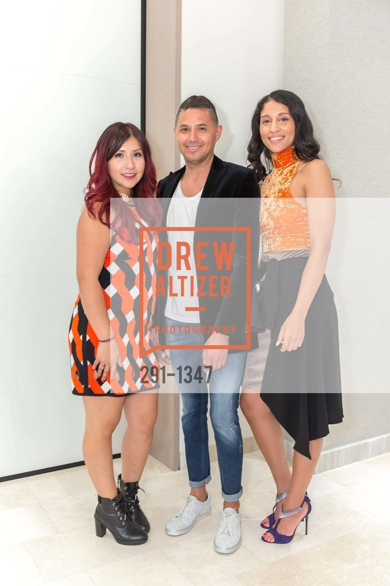 Lizbeth Rivas, Alfonso Garcia, Amanda DeGuzman, Photo #291-1347