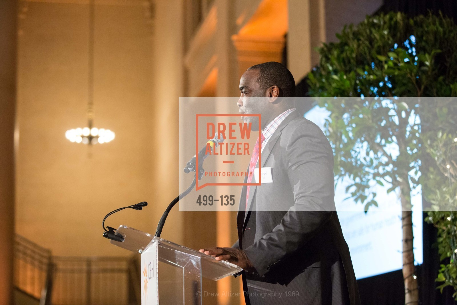 Michael Tate, Center for Environmental Health  2015 Gala, Bently Reserve, May 27th, 2015