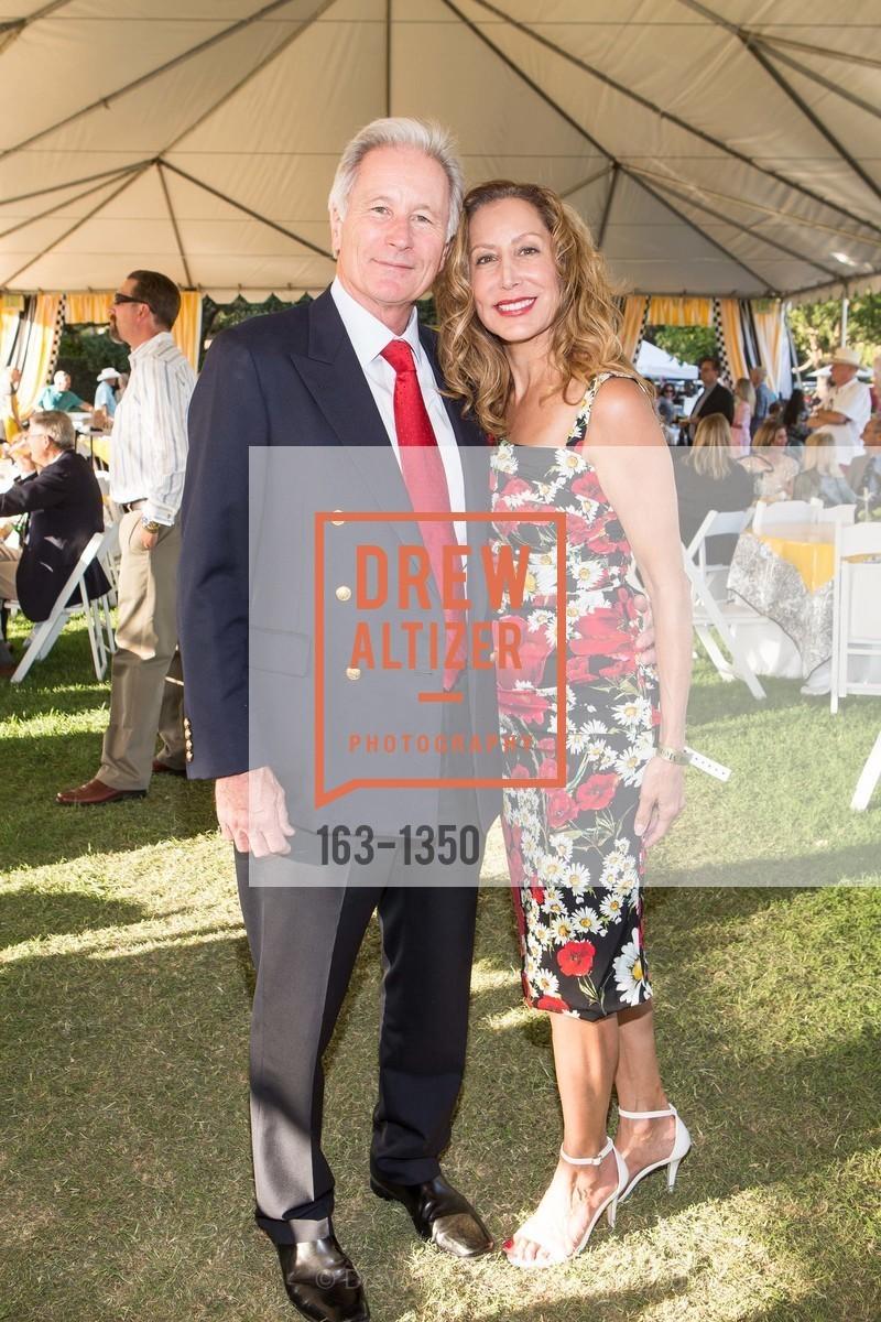 Bob Cramner-Brown, Kathy Ozalina, Photo #163-1350
