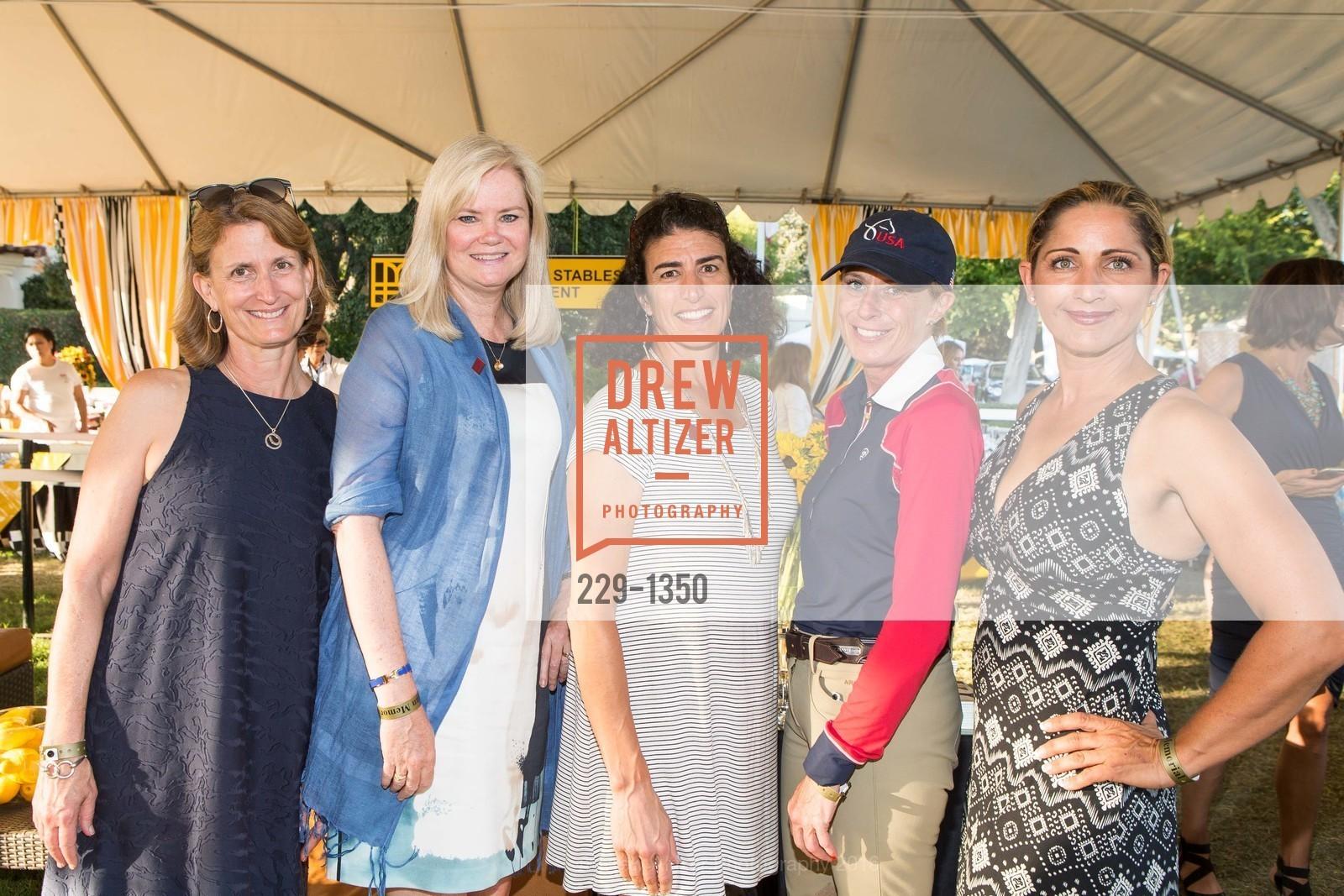 Liz Bradley, Susan Alcala, Lisa Roskens, Laura Miller, Gina Miles, Photo #229-1350