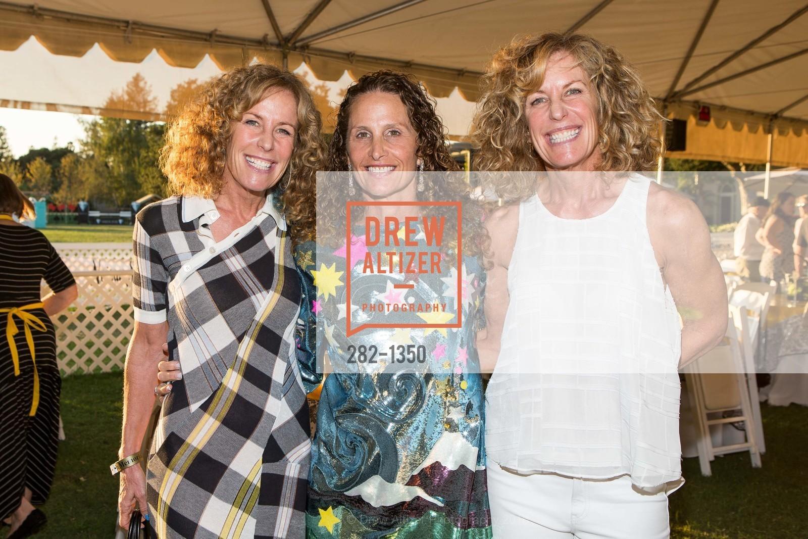 Lori Corley, Stacey Siebel, Lisa Steiny, Photo #282-1350