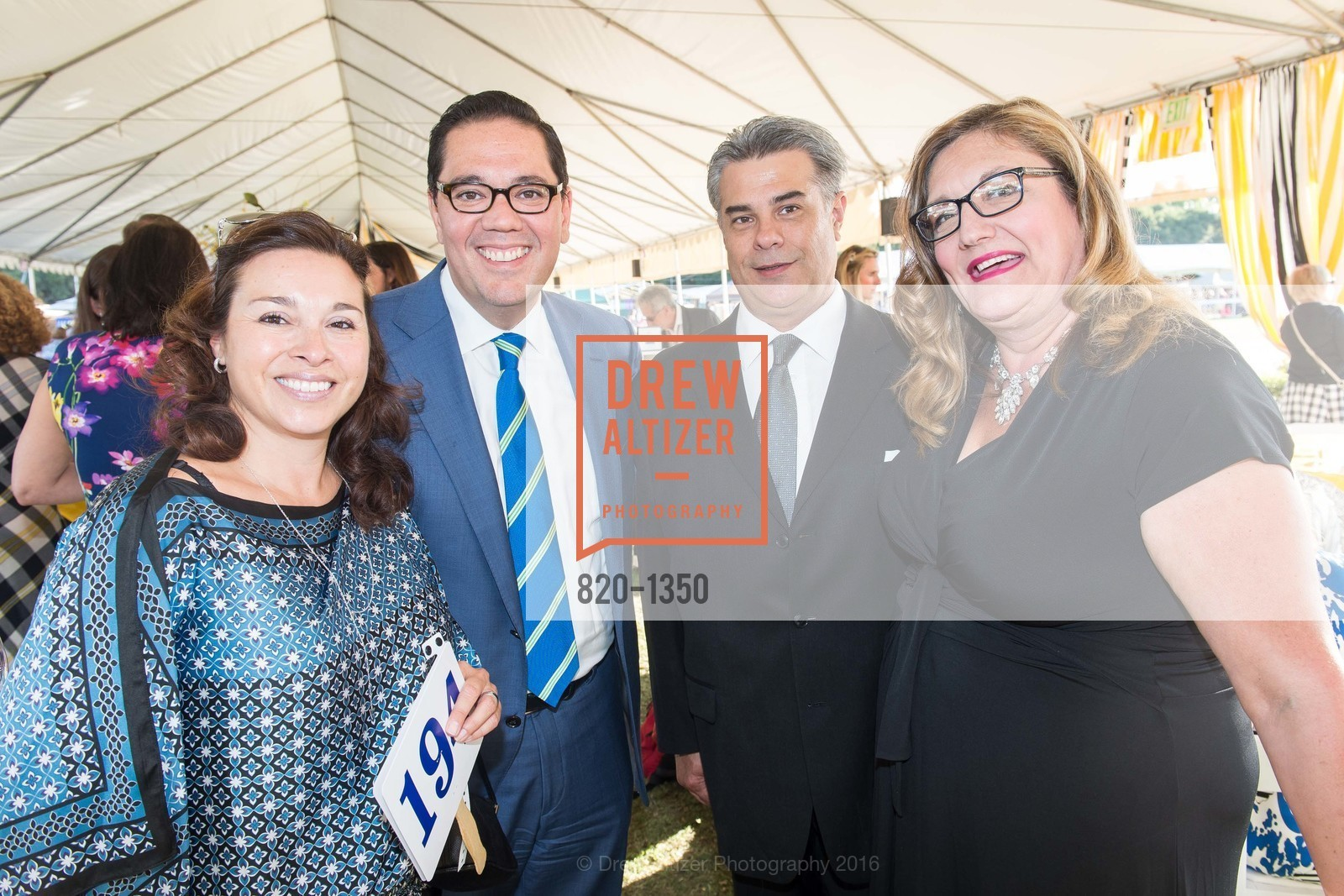 Cici Haksar, Harvey Hakser, Mark Vasquez, Stacey LeVasseur, Photo #820-1350