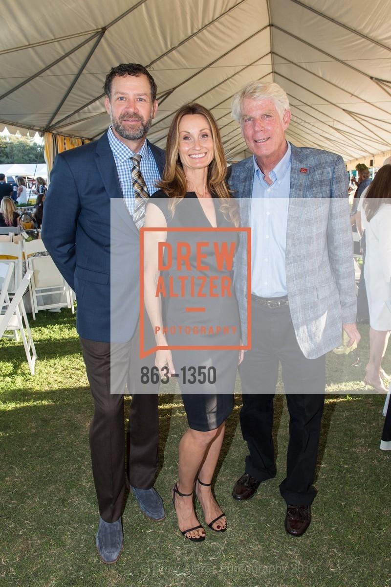 Michael Ashman, Gabrielle LaMond, Robert Bradford, Photo #863-1350