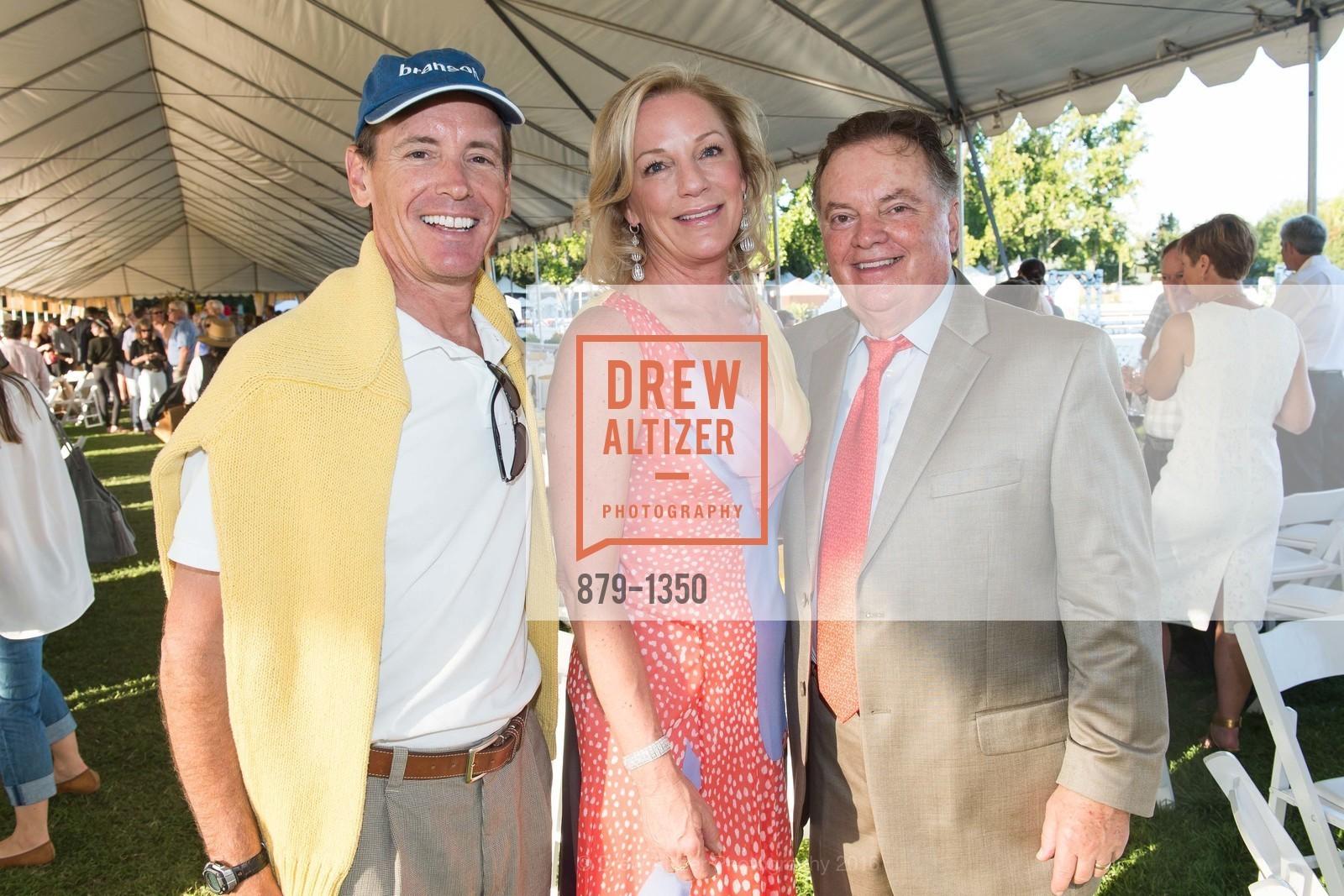Kevin Poole, Jenifer McDonald, Jim McDonald, Photo #879-1350