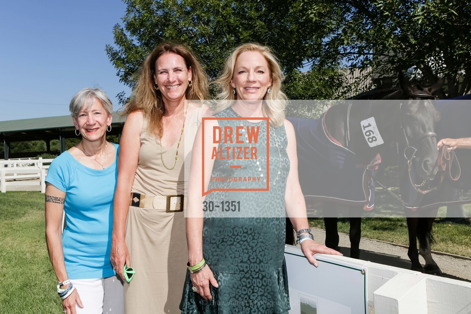 Wendy Baum, Suzanne Rischman, Jenifer McDonald, Photo #30-1351