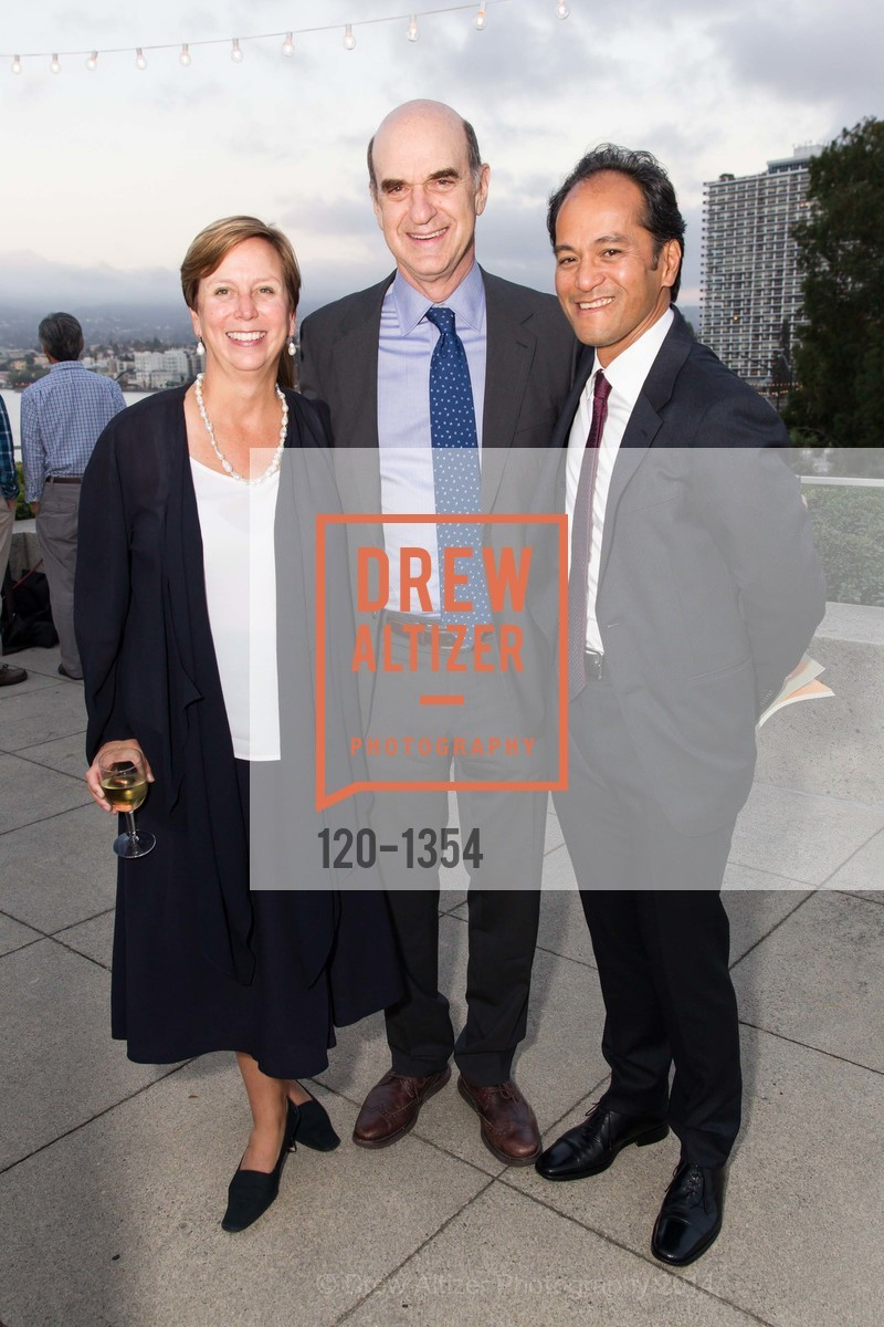 Lori Fogarty, Bob Fisher, Rene Deguzman, Photo #120-1354