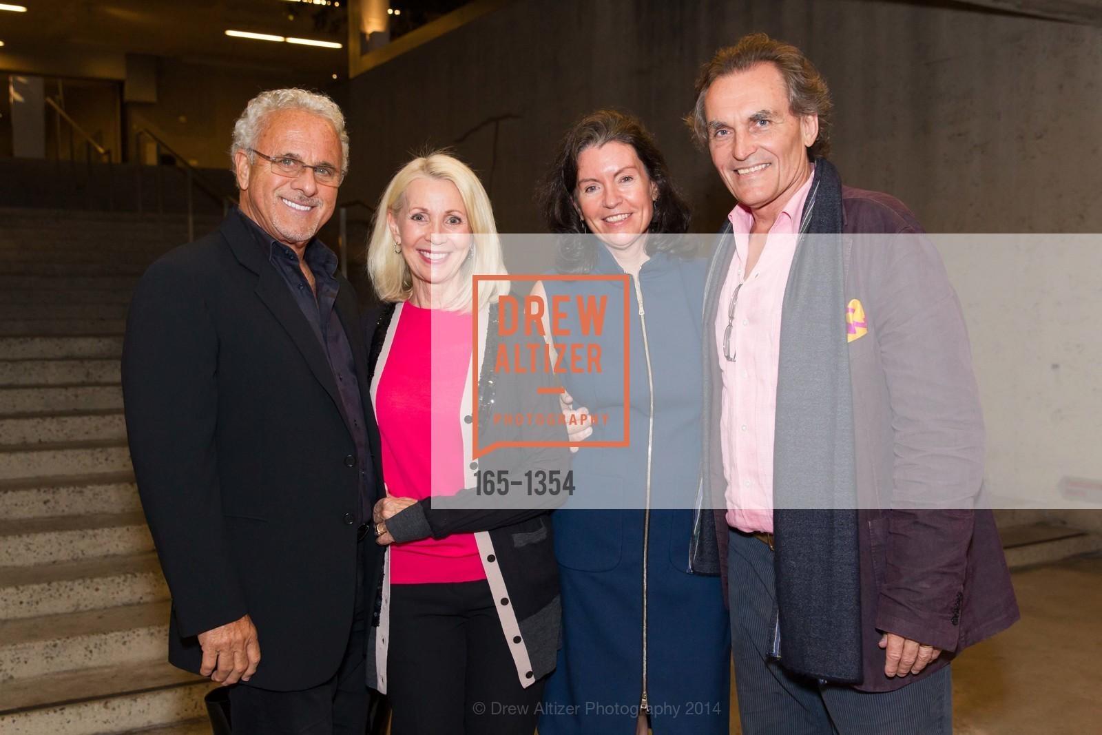 Larry Nathanson, Denise Nathanson, Elizabeth Birka-White, David Birka-White, Photo #165-1354
