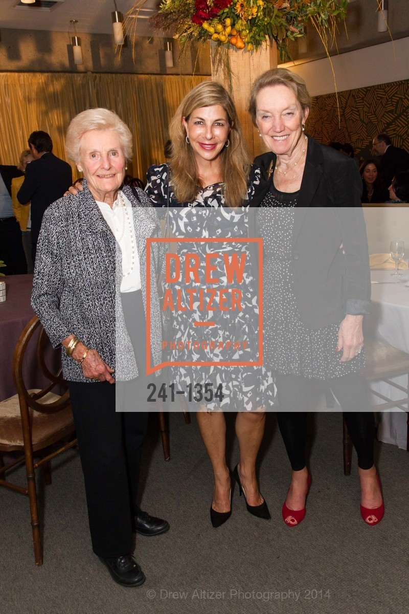 Virginia Furth, Andrea Alfano, Yvonne McCredie, Photo #241-1354