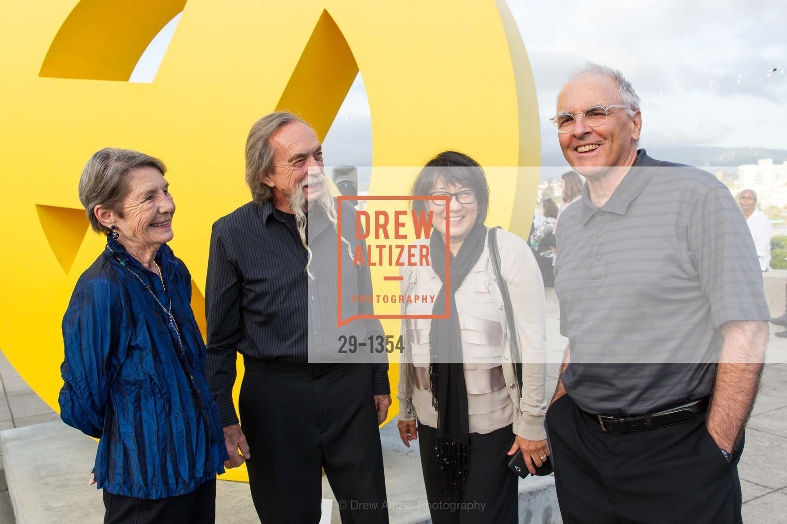 Betty Bailey, Clayton Bailey, Chris Unterseher, Don Unterseher, Photo #29-1354