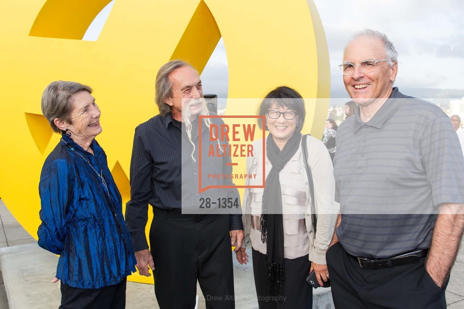 Betty Bailey, Clayton Bailey, Chris Unterseher, Don Unterseher, Photo #28-1354