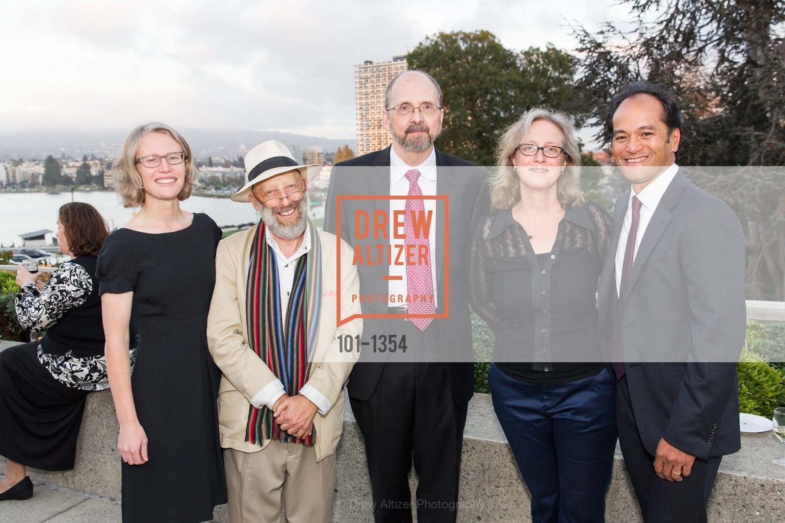 Caitlin Haskell, Peter Samis, Drew Johnson, Janet Bishop, Rene Deguzman, Photo #101-1354