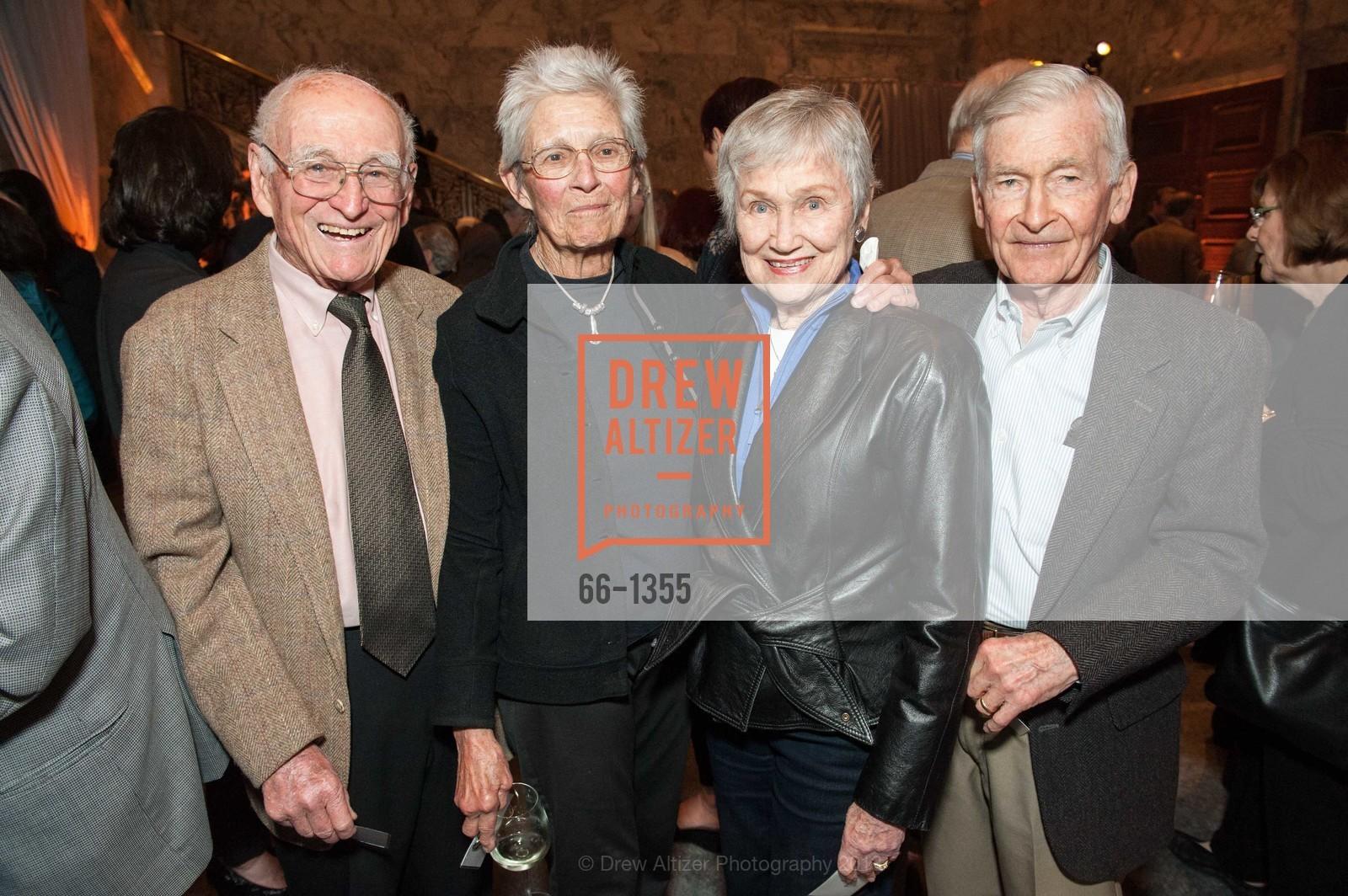 Dexter Hake, Carol Hake, Joan Merchant, Al Merchant, Photo #66-1355