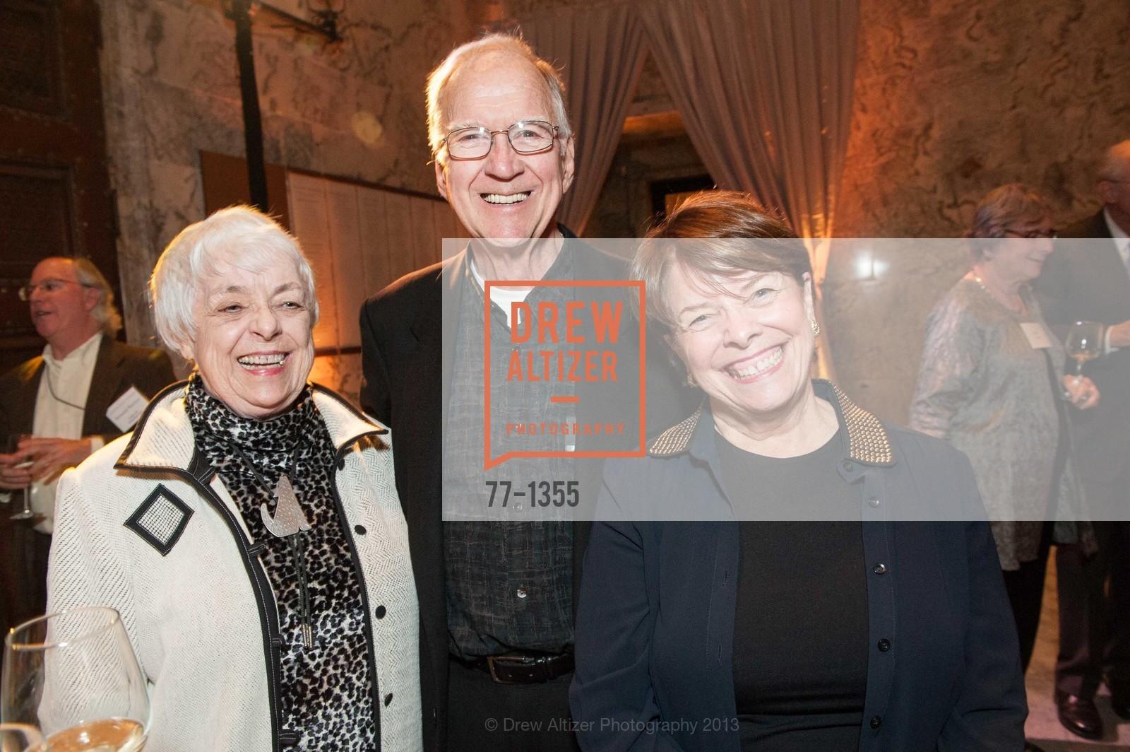 Ann Crockett, David Crockett, Judy Walken, Photo #77-1355