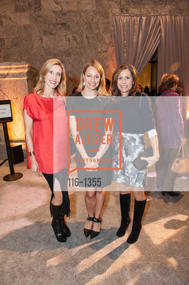 Dana Stone, Jacqueline Rais, Gina Sege, Photo #116-1355