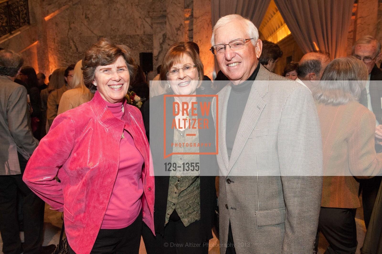 Carol Friedman, Barbara Oshman, Joel Friedman, Photo #129-1355