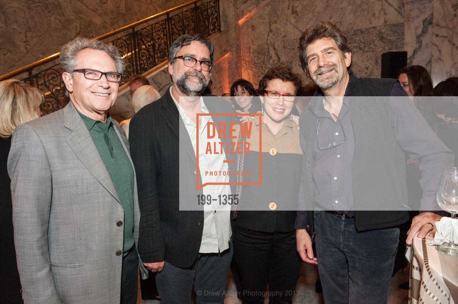 Bill Eaglstein, Rich Niles, Lenore Pereira, Jason Danielson, Photo #199-1355