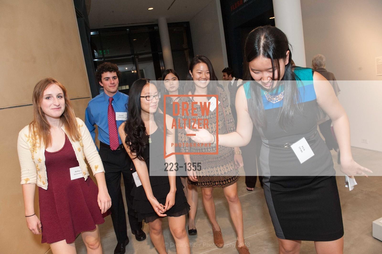Ashley Semanskee, Michael Wintermeyer, Jackie Low, Alina Luk, Asia Chiao, Photo #223-1355
