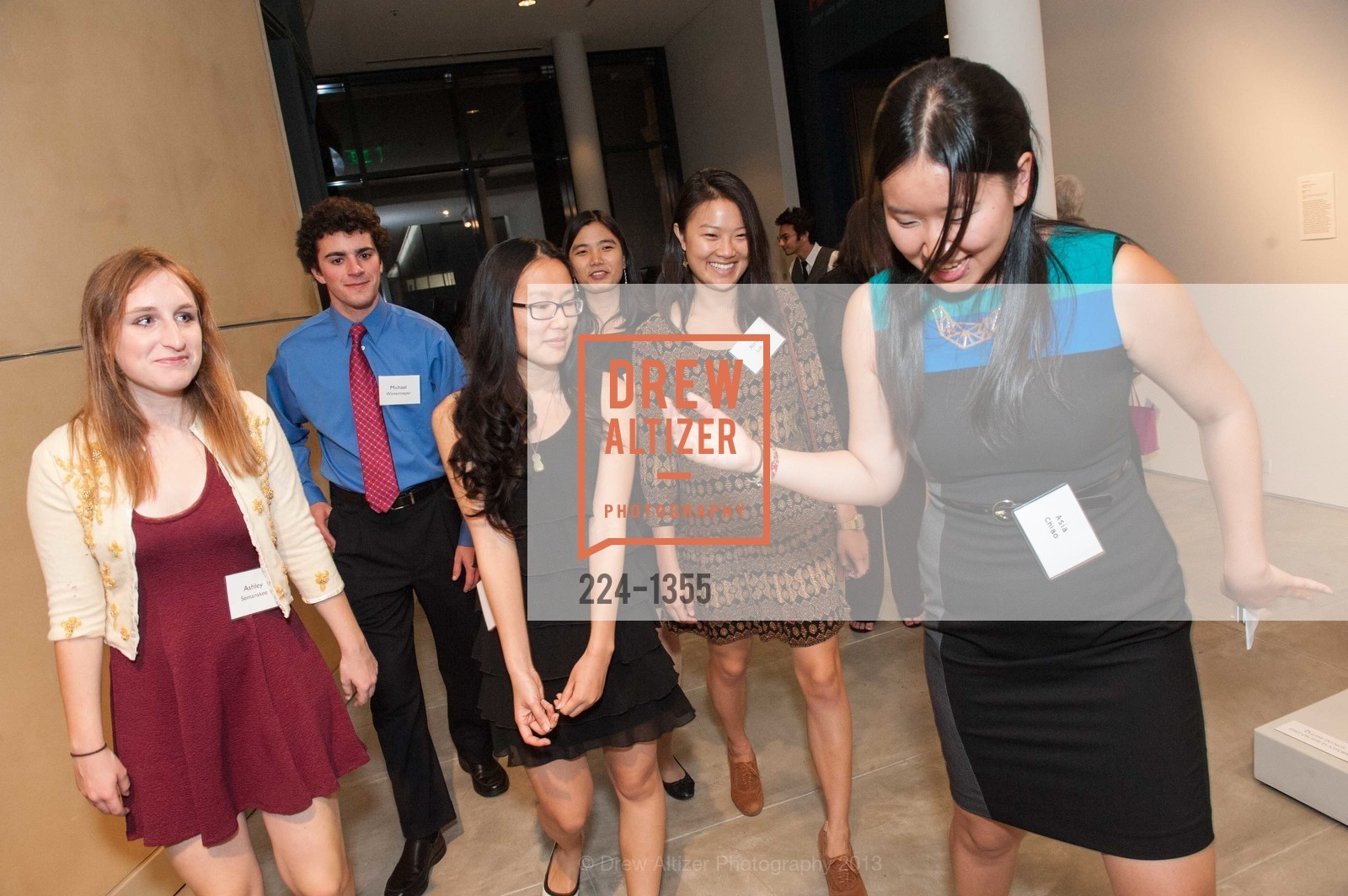 Ashley Semanskee, Michael Wintermeyer, Jackie Low, Alina Luk, Asia Chiao, Photo #224-1355