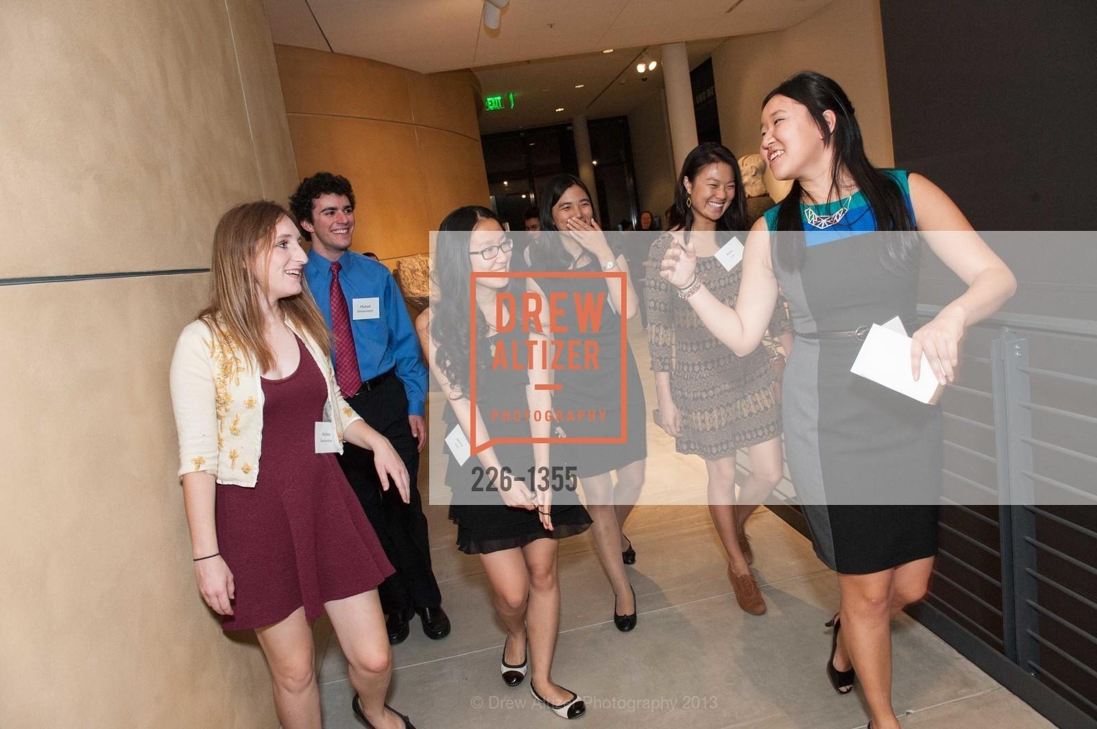 Ashley Semanskee, Michael Wintermeyer, Jackie Low, Alina Luk, Asia Chiao, Photo #226-1355