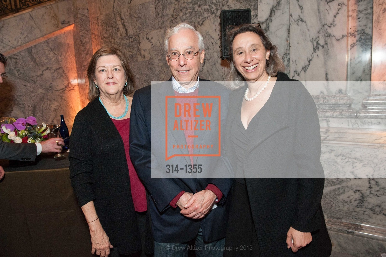 Sally Randel, Paul Fearer, Connie Wolf, Photo #314-1355
