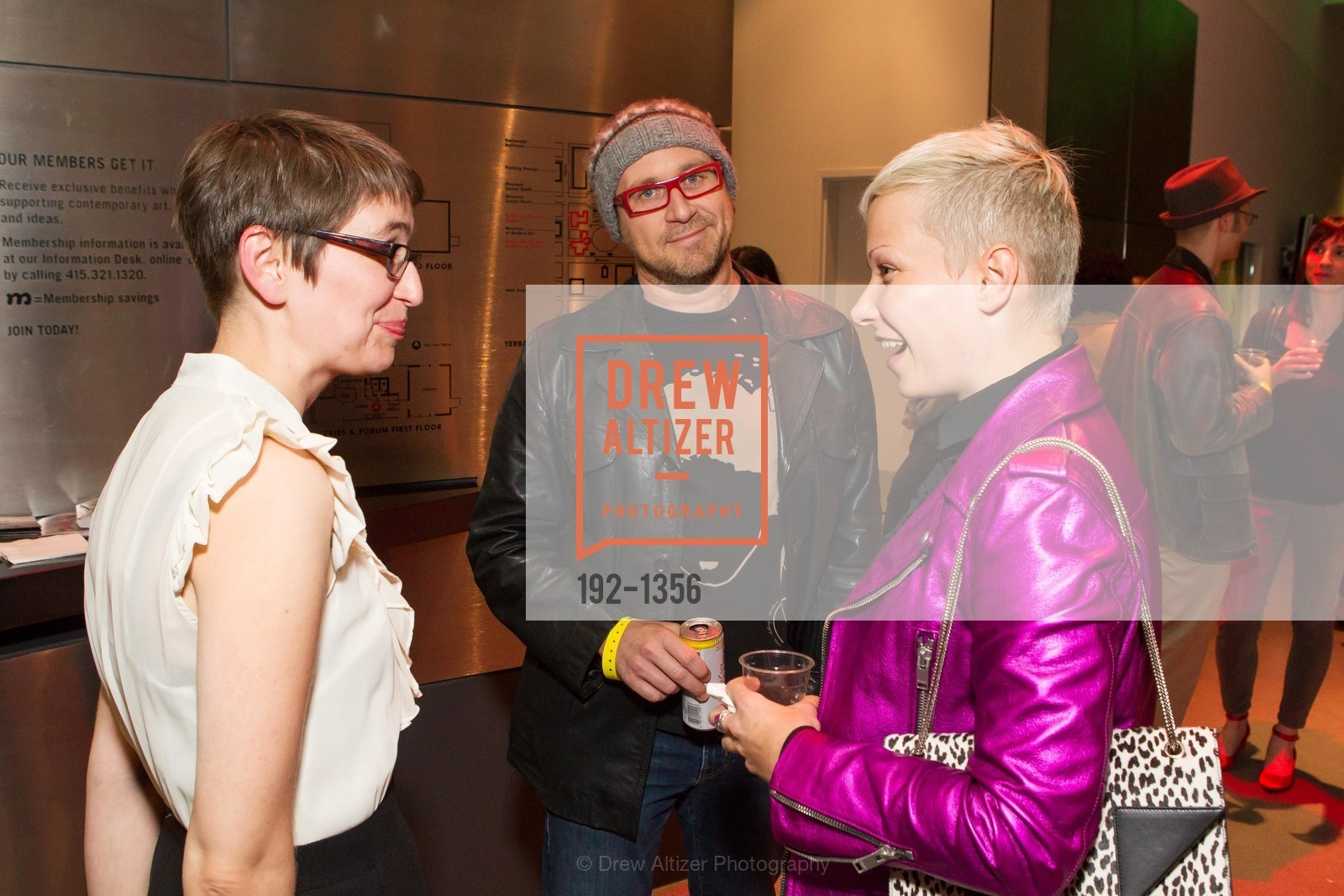 Dorothy Davila, Mattia Verzella, Carissa Barrett, Photo #192-1356