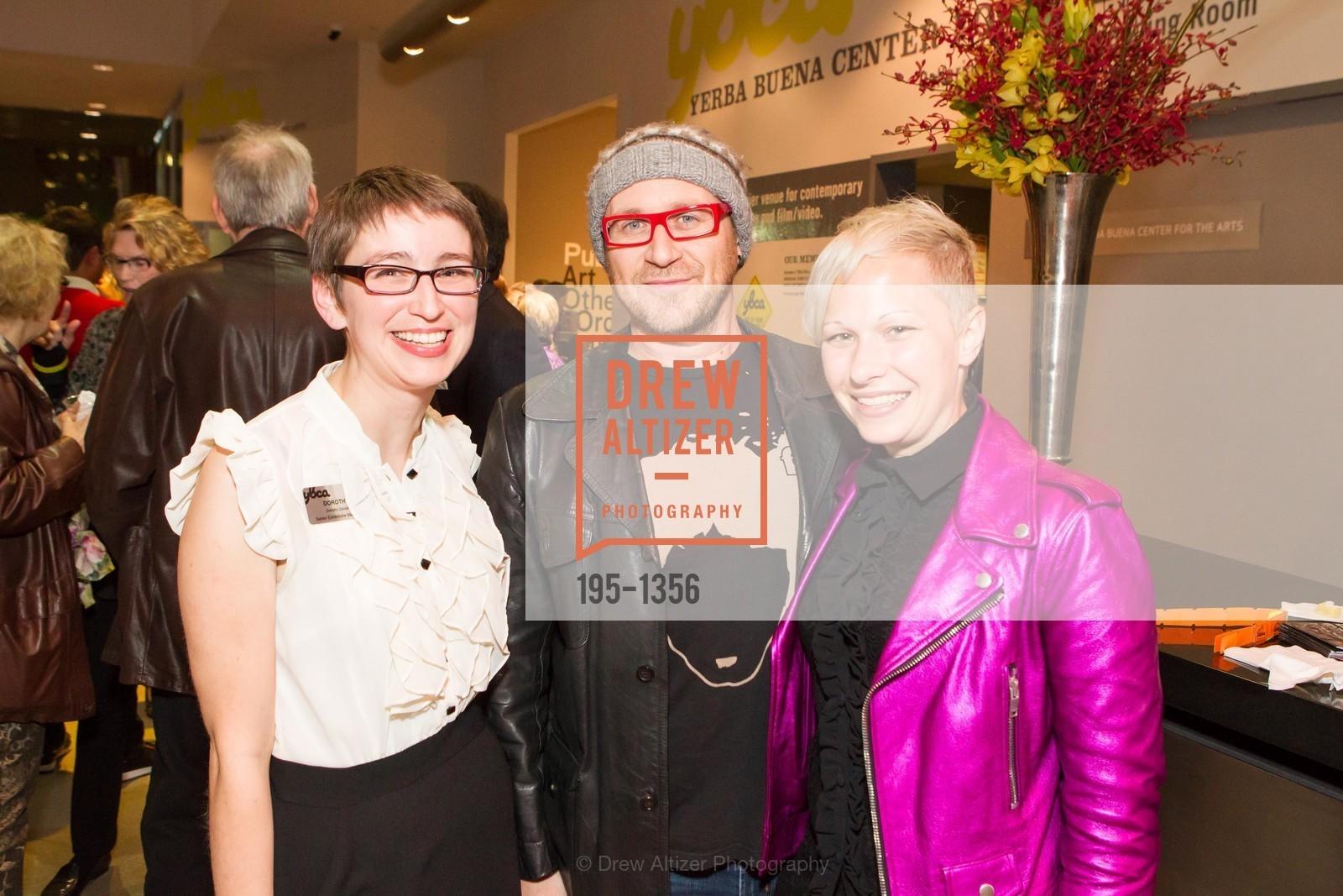 Dorothy Davila, Mattia Verzella, Carissa Barrett, Photo #195-1356
