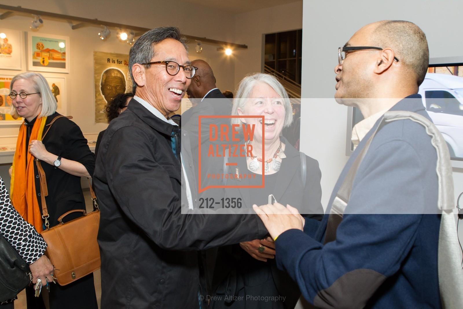 Robin Wu, Reagan Louie, Sandra Phillips, Allan DeSouza, Photo #212-1356