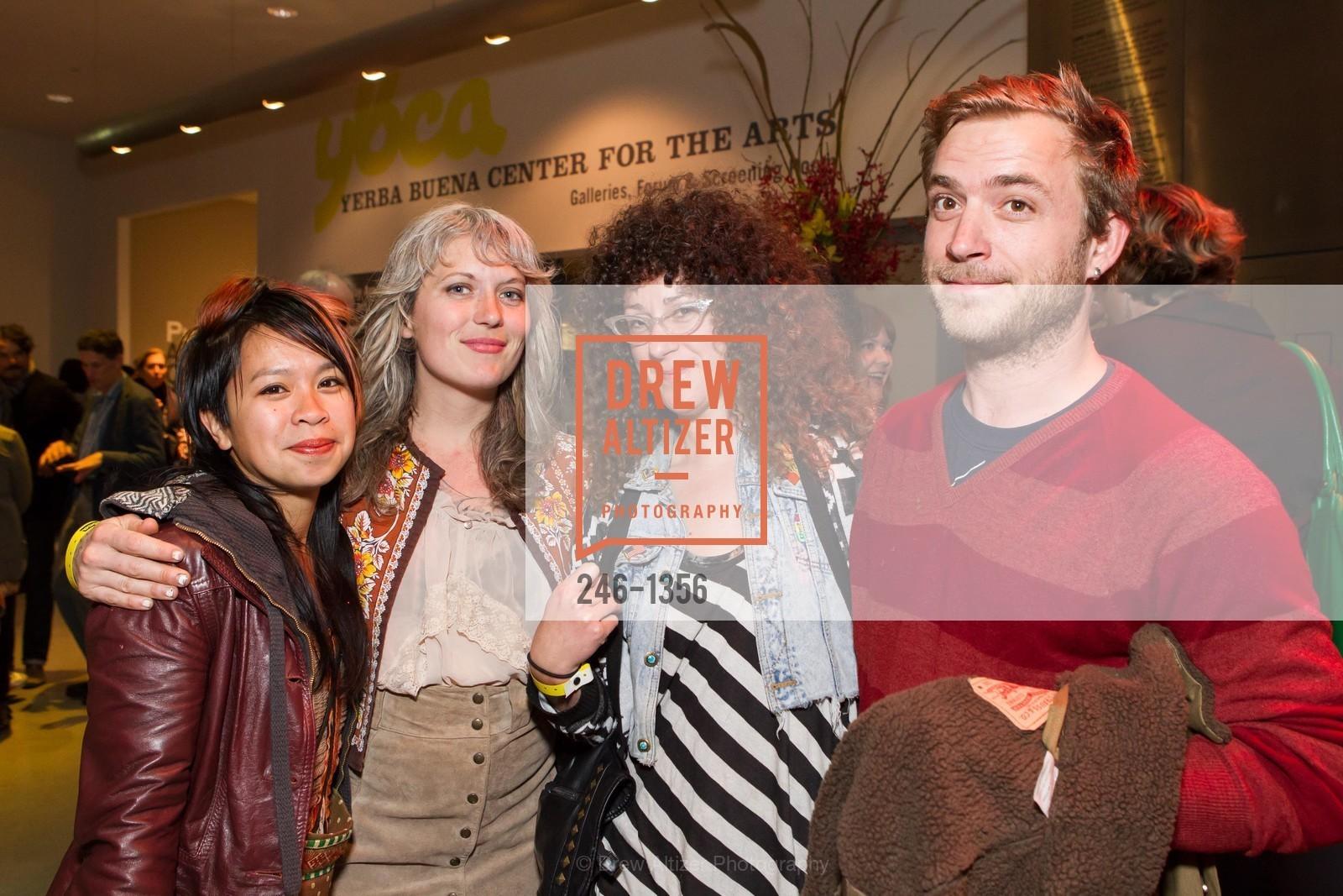 Serena Tinio, Jesse Wilson, Hailey Gaiser, Sweetpee Jenkins, Photo #246-1356