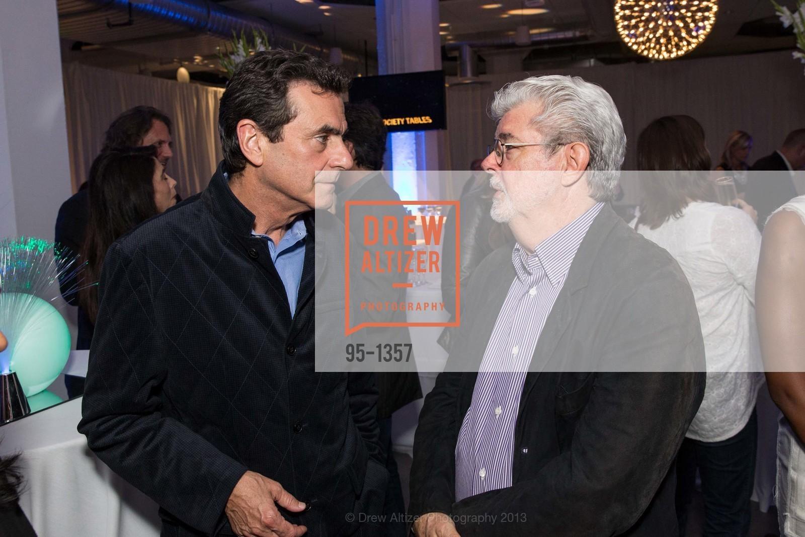 Neal Benezra, George Lucas, Photo #95-1357