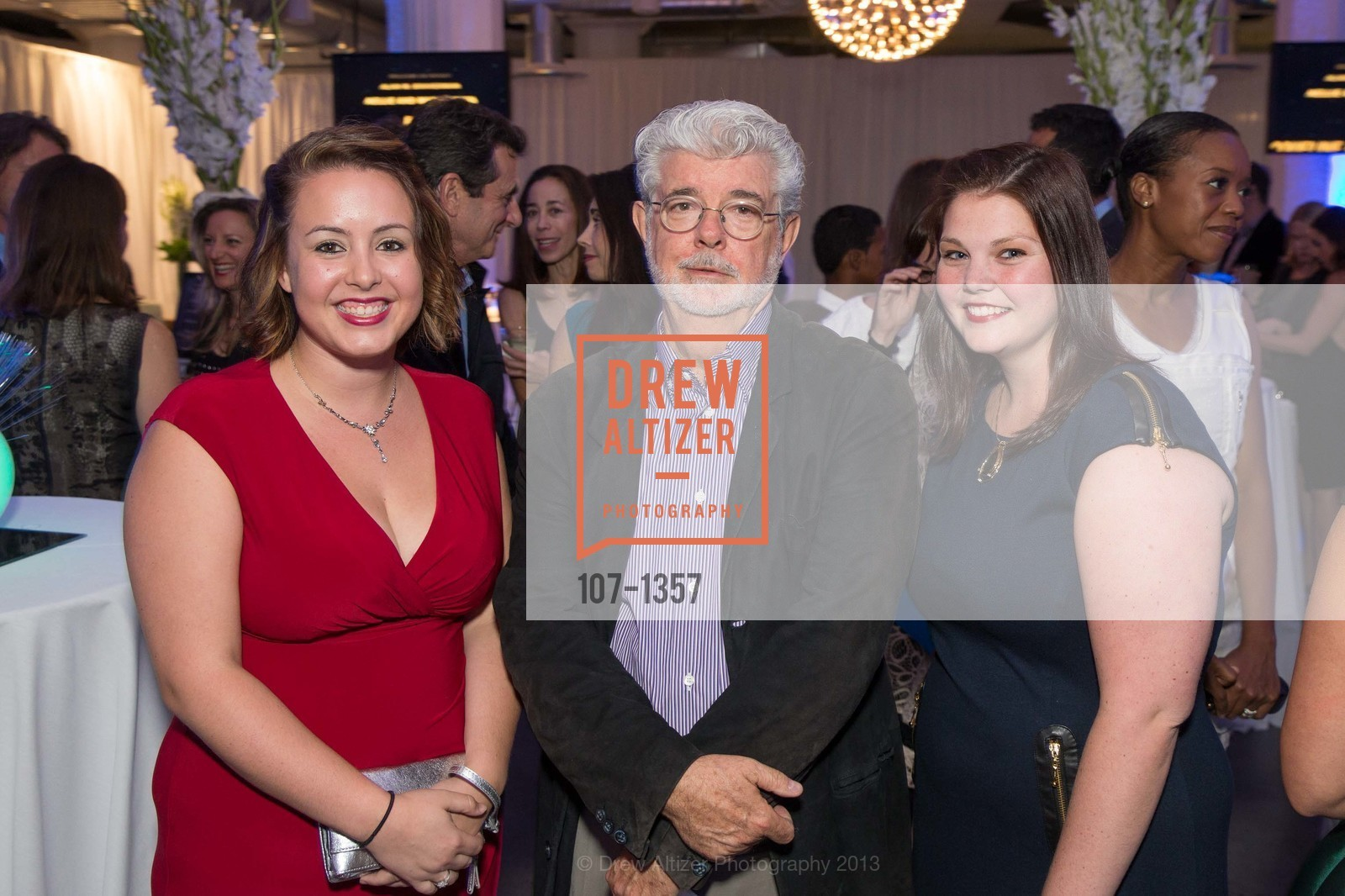 Kassie Barroquillo, George Lucas, Laura Patch, Photo #107-1357