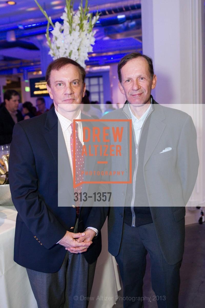 David Lauer, Ron Neldberg, Photo #313-1357