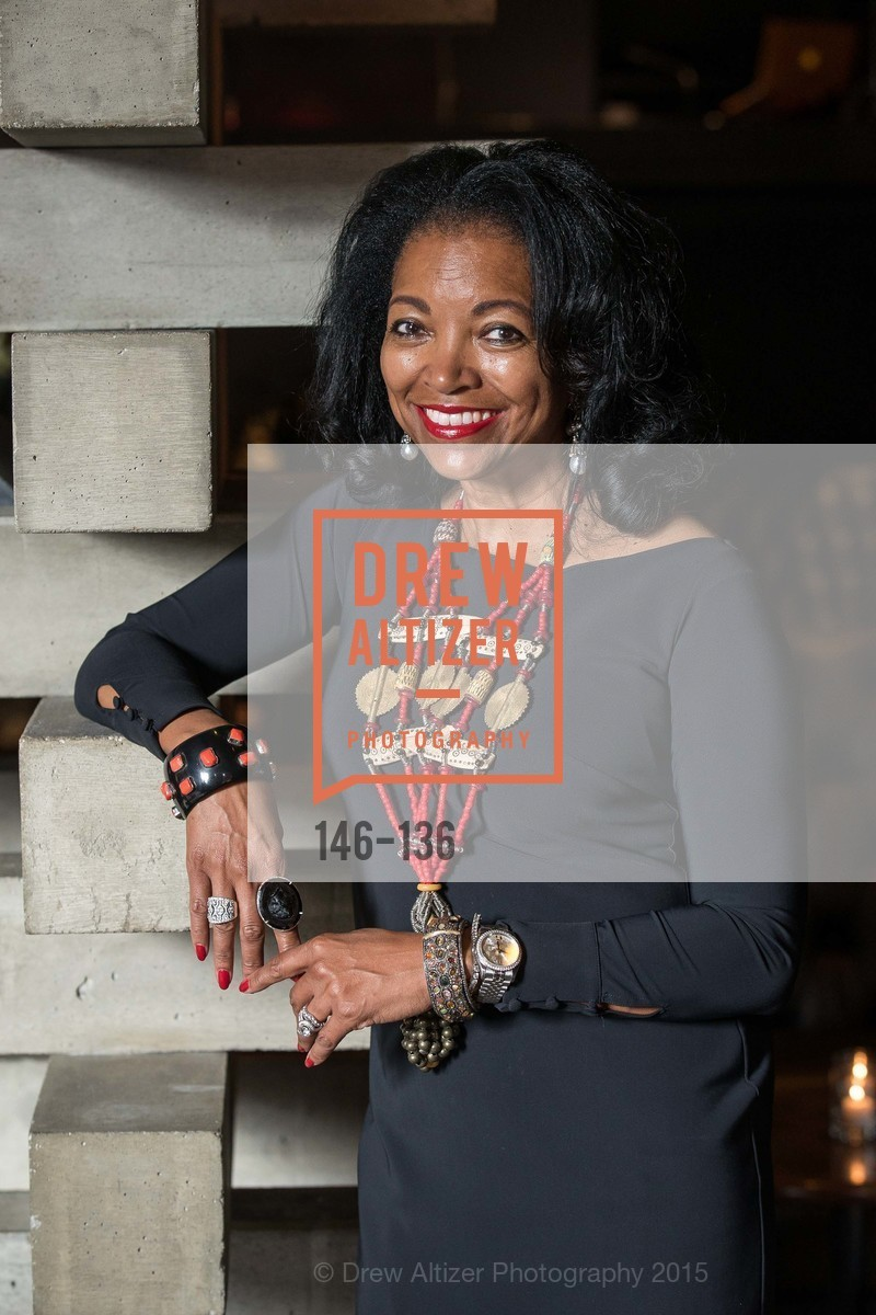 Denise Bradley Tyson,  Inspired Luxe Launch Party hosted by Denise Bradley-Tyson, MatrixFillmore, May 27th, 2015