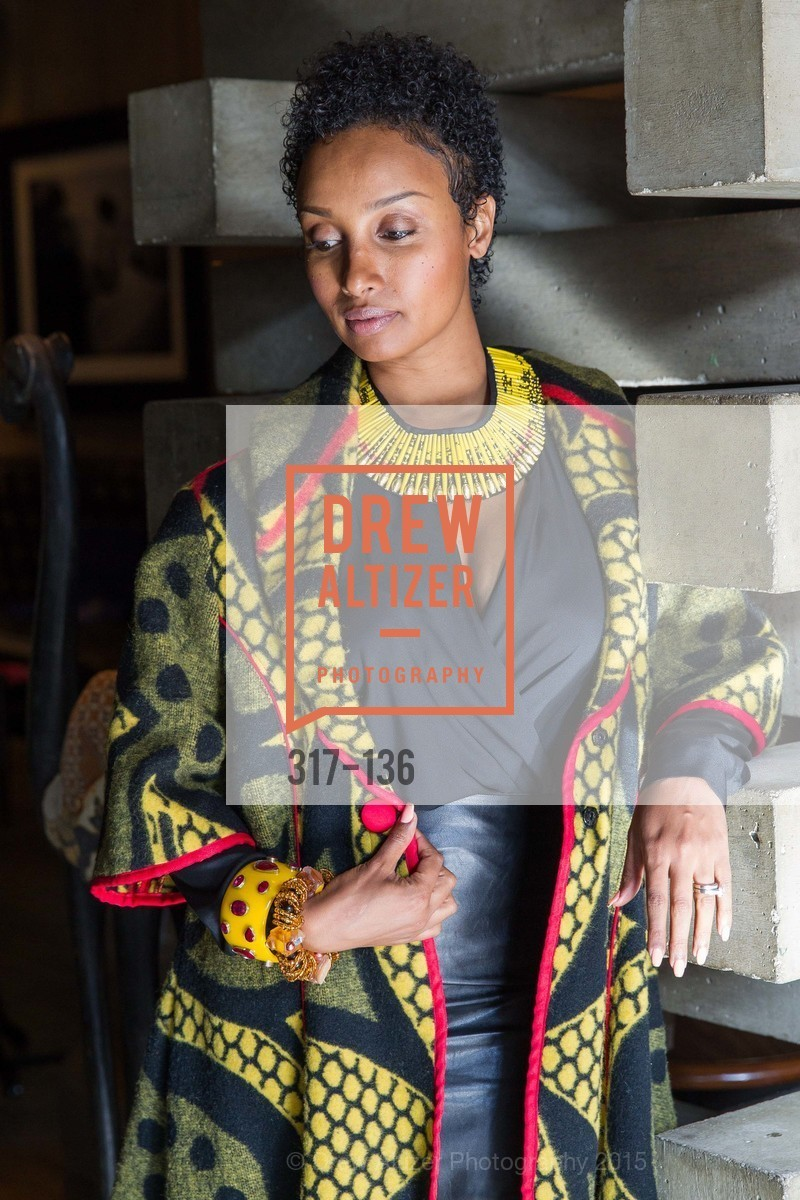 Senait Mengstab,  Inspired Luxe Launch Party hosted by Denise Bradley-Tyson, MatrixFillmore, May 27th, 2015,Drew Altizer, Drew Altizer Photography, full-service agency, private events, San Francisco photographer, photographer california