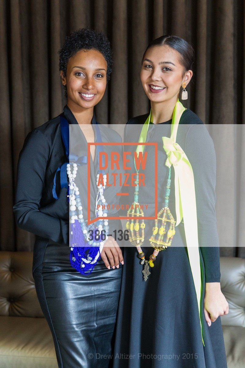 Senait Mengstab, Natalie Reclosado,  Inspired Luxe Launch Party hosted by Denise Bradley-Tyson, MatrixFillmore, May 27th, 2015,Drew Altizer, Drew Altizer Photography, full-service event agency, private events, San Francisco photographer, photographer California
