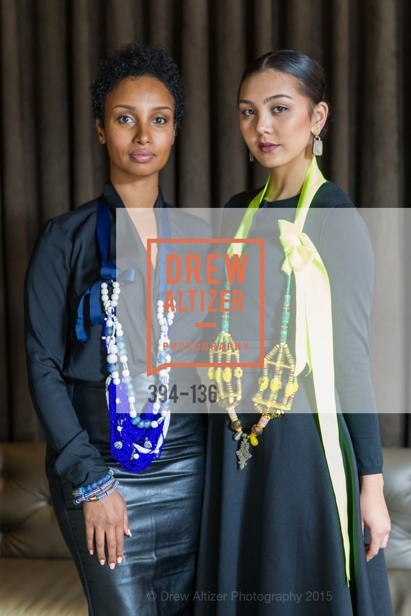 Senait Mengstab, Natalie Reclosado,  Inspired Luxe Launch Party hosted by Denise Bradley-Tyson, MatrixFillmore, May 27th, 2015,Drew Altizer, Drew Altizer Photography, full-service agency, private events, San Francisco photographer, photographer california