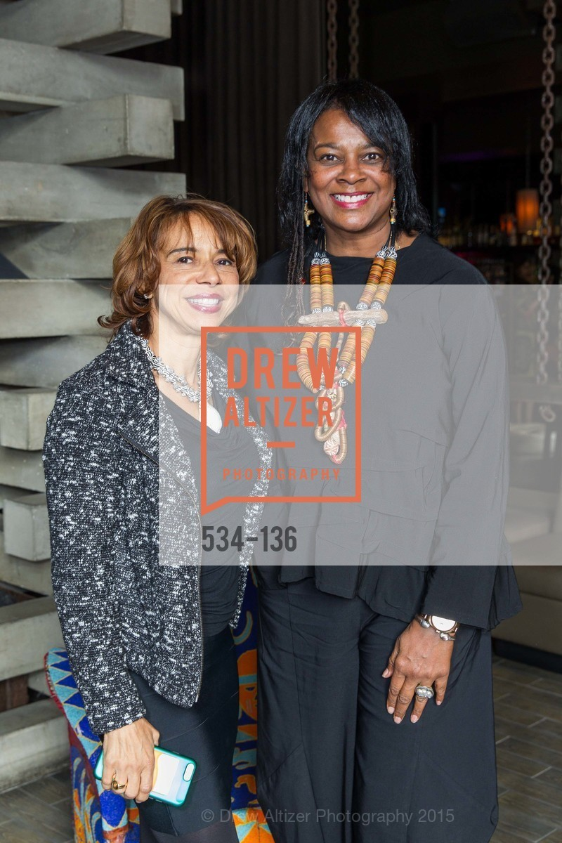 Carla Foster, Vicki Hughes,  Inspired Luxe Launch Party hosted by Denise Bradley-Tyson, MatrixFillmore, May 27th, 2015,Drew Altizer, Drew Altizer Photography, full-service event agency, private events, San Francisco photographer, photographer California