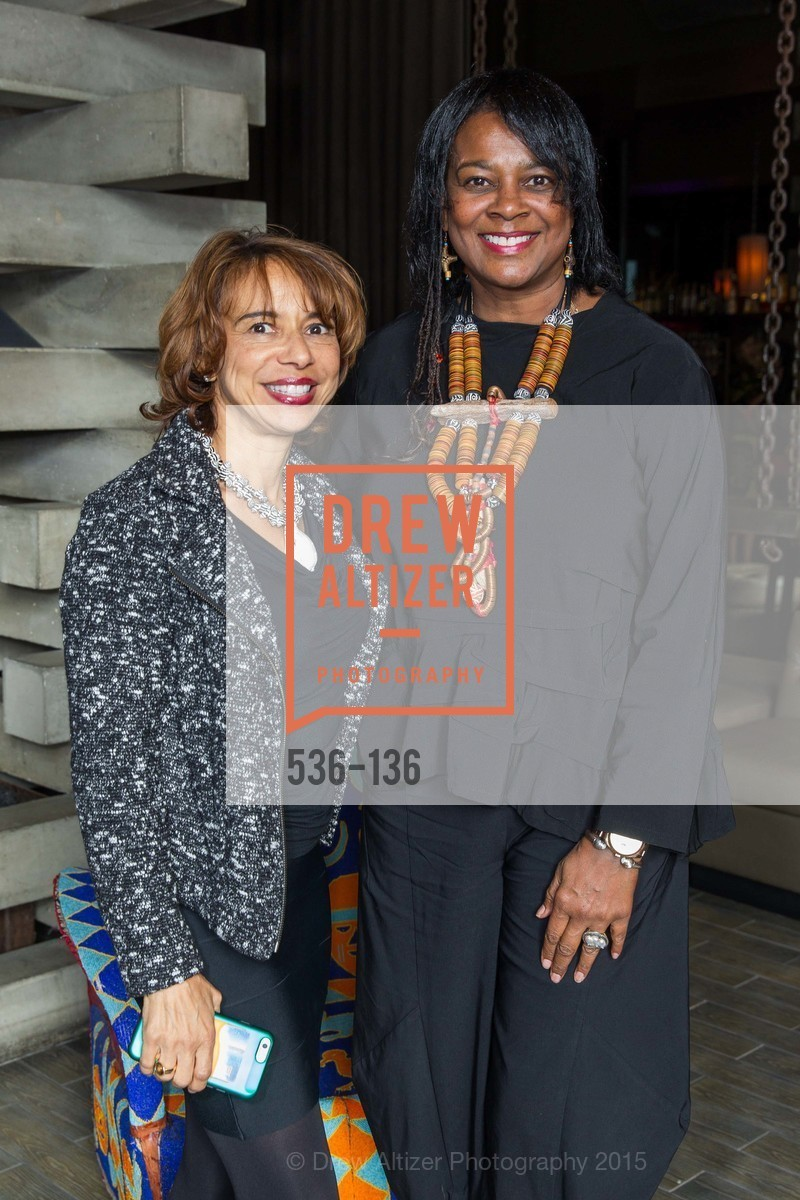 Carla Foster, Vicki Hughes,  Inspired Luxe Launch Party hosted by Denise Bradley-Tyson, MatrixFillmore, May 27th, 2015,Drew Altizer, Drew Altizer Photography, full-service agency, private events, San Francisco photographer, photographer california