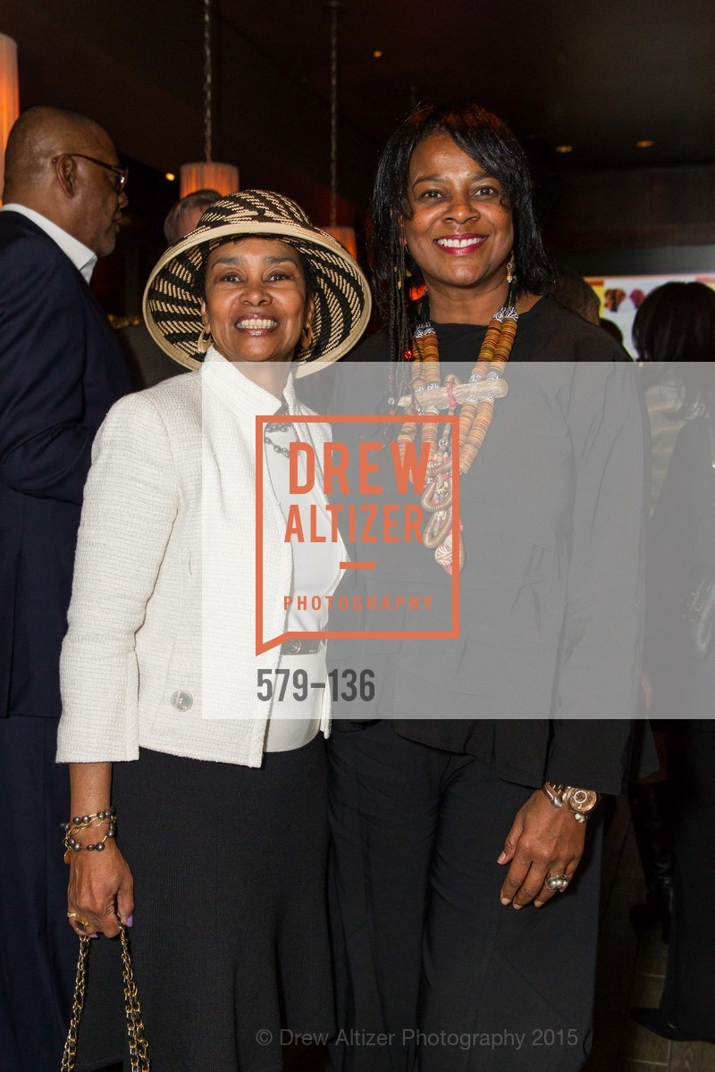 Anette Harris, Vicki Hughes,  Inspired Luxe Launch Party hosted by Denise Bradley-Tyson, MatrixFillmore, May 27th, 2015,Drew Altizer, Drew Altizer Photography, full-service agency, private events, San Francisco photographer, photographer california