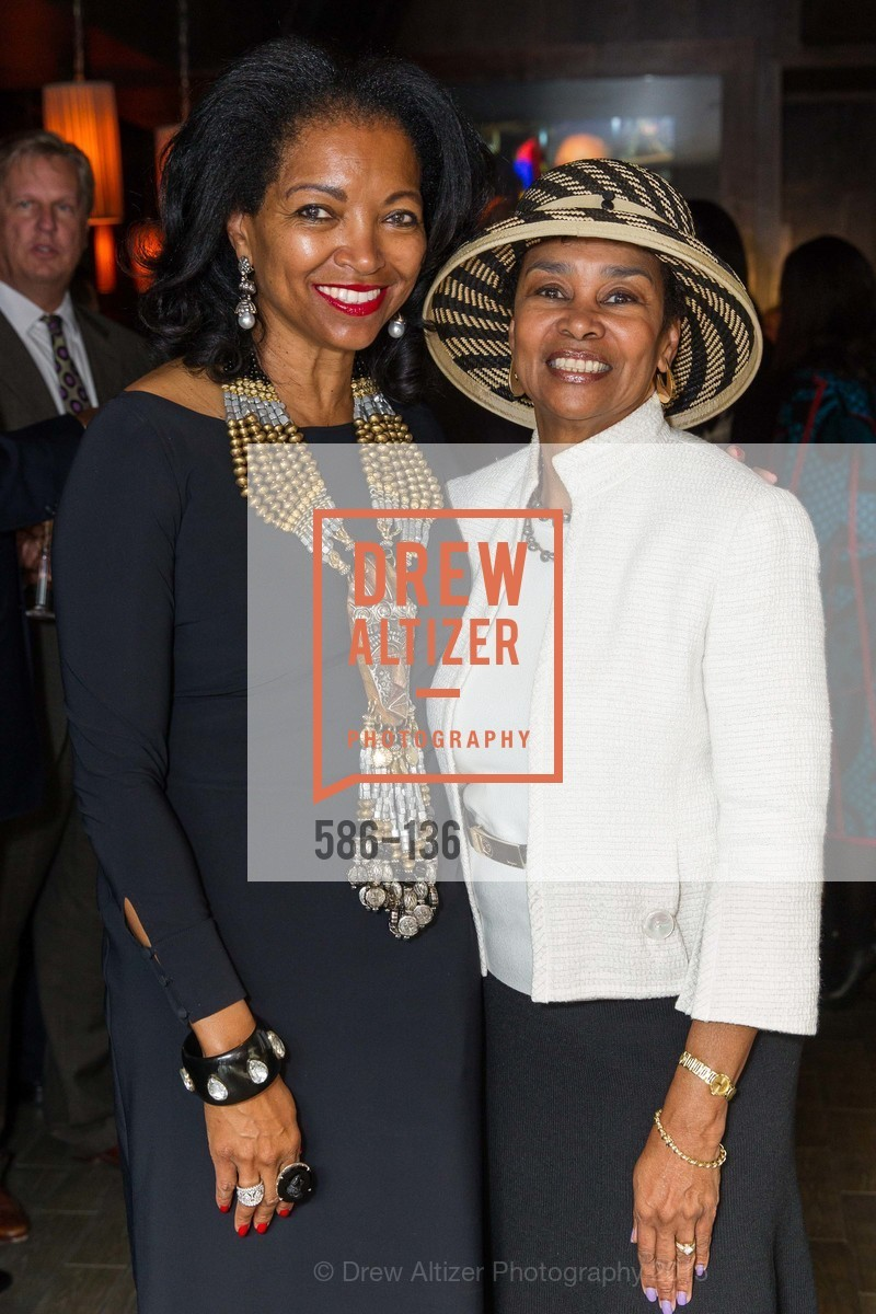 Denise Bradley Tyson, Anette Harris,  Inspired Luxe Launch Party hosted by Denise Bradley-Tyson, MatrixFillmore, May 27th, 2015,Drew Altizer, Drew Altizer Photography, full-service agency, private events, San Francisco photographer, photographer california