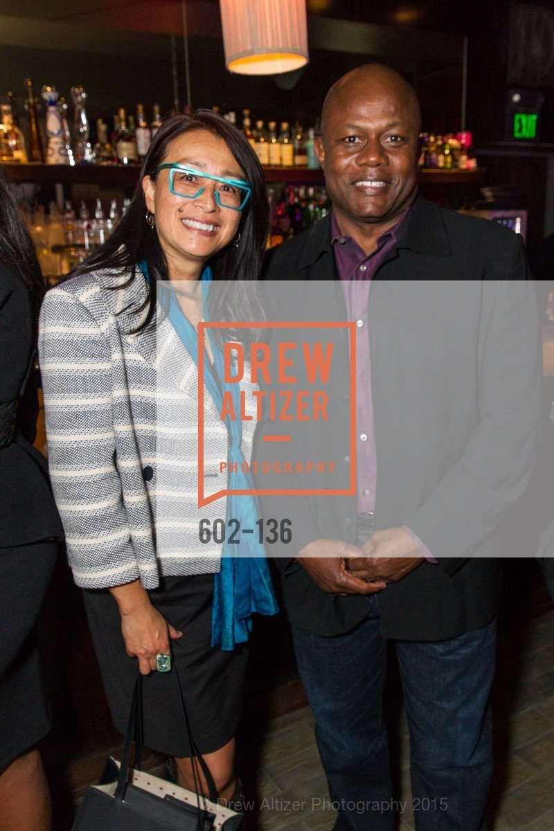 Villy Wang, Michael DeFlorimonte,  Inspired Luxe Launch Party hosted by Denise Bradley-Tyson, MatrixFillmore, May 27th, 2015,Drew Altizer, Drew Altizer Photography, full-service agency, private events, San Francisco photographer, photographer california