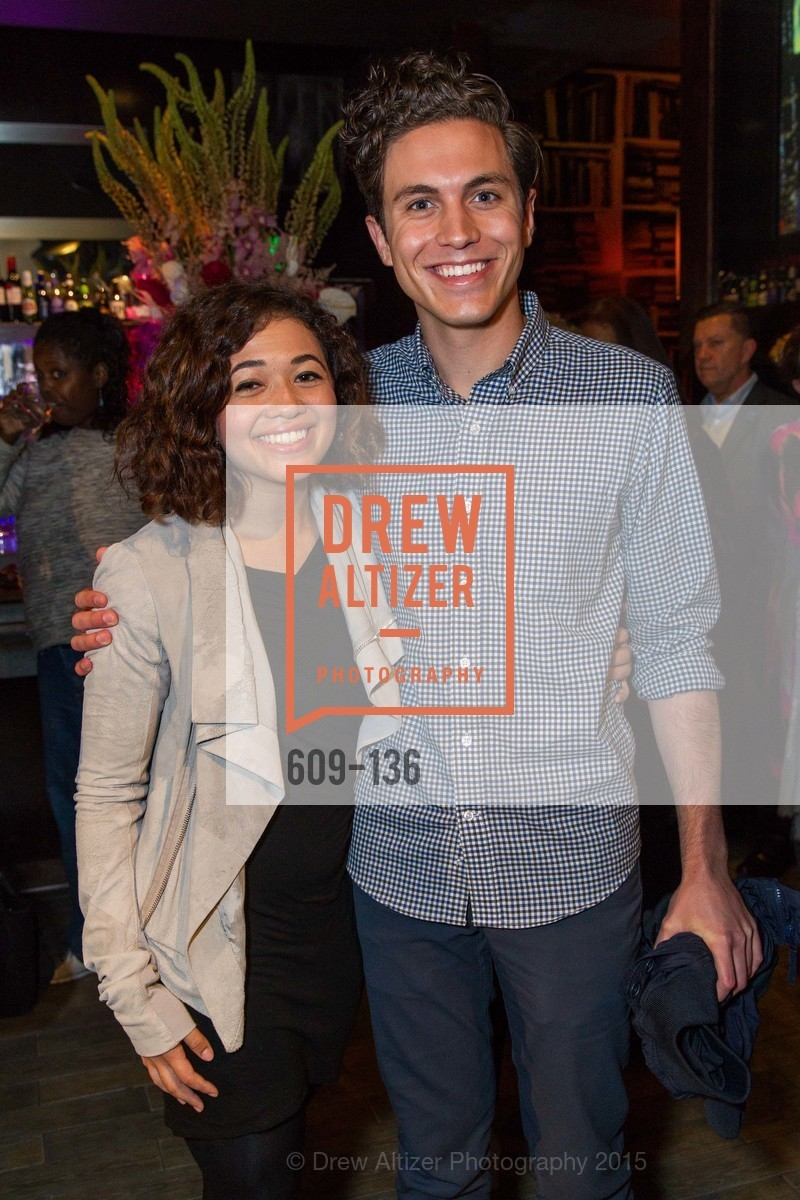 Sophia Horowitz, Anthony Prats,  Inspired Luxe Launch Party hosted by Denise Bradley-Tyson, MatrixFillmore, May 27th, 2015,Drew Altizer, Drew Altizer Photography, full-service agency, private events, San Francisco photographer, photographer california
