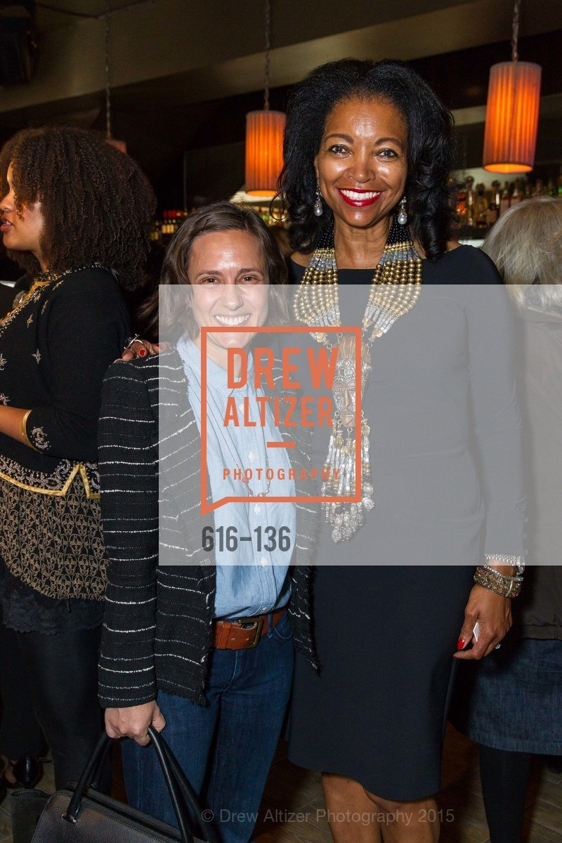 Becca Prowda, Denise Bradley Tyson,  Inspired Luxe Launch Party hosted by Denise Bradley-Tyson, MatrixFillmore, May 27th, 2015,Drew Altizer, Drew Altizer Photography, full-service agency, private events, San Francisco photographer, photographer california