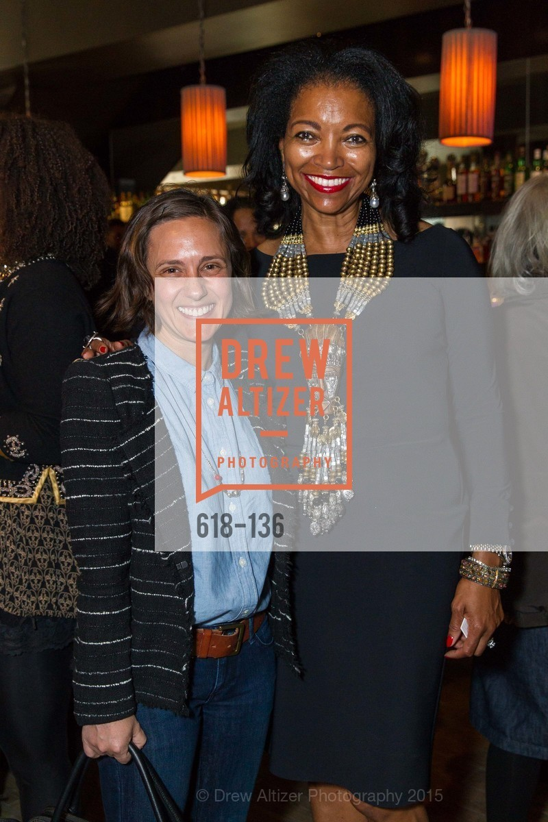 Becca Prowda, Denise Bradley Tyson,  Inspired Luxe Launch Party hosted by Denise Bradley-Tyson, MatrixFillmore, May 27th, 2015,Drew Altizer, Drew Altizer Photography, full-service event agency, private events, San Francisco photographer, photographer California