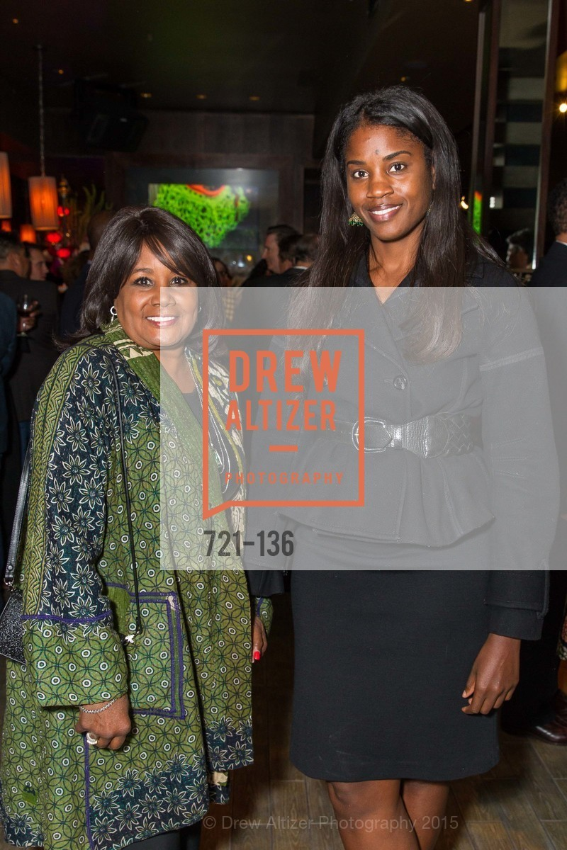 Carolyn Tyler, Tyra Fennell,  Inspired Luxe Launch Party hosted by Denise Bradley-Tyson, MatrixFillmore, May 27th, 2015,Drew Altizer, Drew Altizer Photography, full-service agency, private events, San Francisco photographer, photographer california
