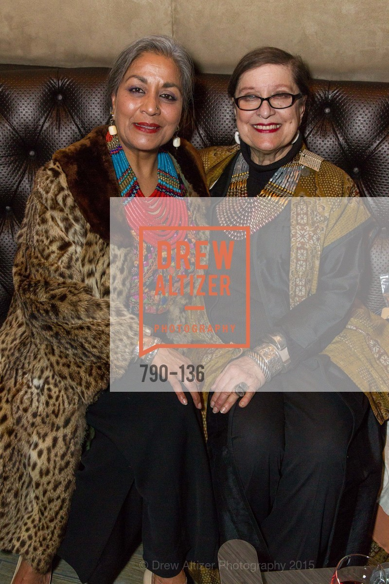 Afreen Wahab, Masha Archer,  Inspired Luxe Launch Party hosted by Denise Bradley-Tyson, MatrixFillmore, May 27th, 2015