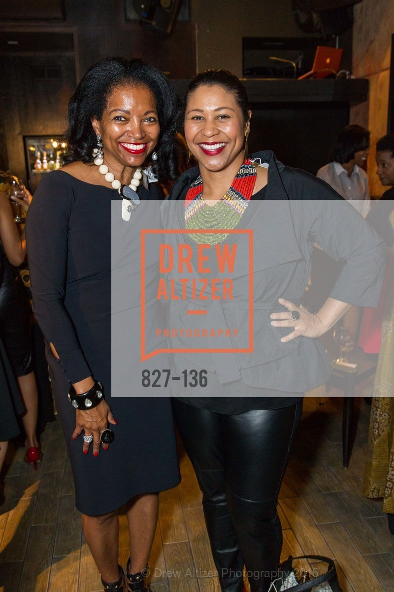 Denise Bradley Tyson, London Breed,  Inspired Luxe Launch Party hosted by Denise Bradley-Tyson, MatrixFillmore, May 27th, 2015,Drew Altizer, Drew Altizer Photography, full-service agency, private events, San Francisco photographer, photographer california