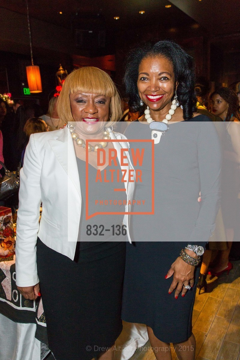 Brenda Wright, Denise Bradley Tyson,  Inspired Luxe Launch Party hosted by Denise Bradley-Tyson, MatrixFillmore, May 27th, 2015,Drew Altizer, Drew Altizer Photography, full-service agency, private events, San Francisco photographer, photographer california