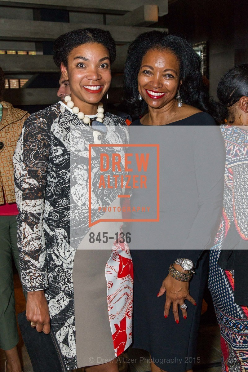 Sherri McMullen, Denise Bradley Tyson,  Inspired Luxe Launch Party hosted by Denise Bradley-Tyson, MatrixFillmore, May 27th, 2015,Drew Altizer, Drew Altizer Photography, full-service event agency, private events, San Francisco photographer, photographer California