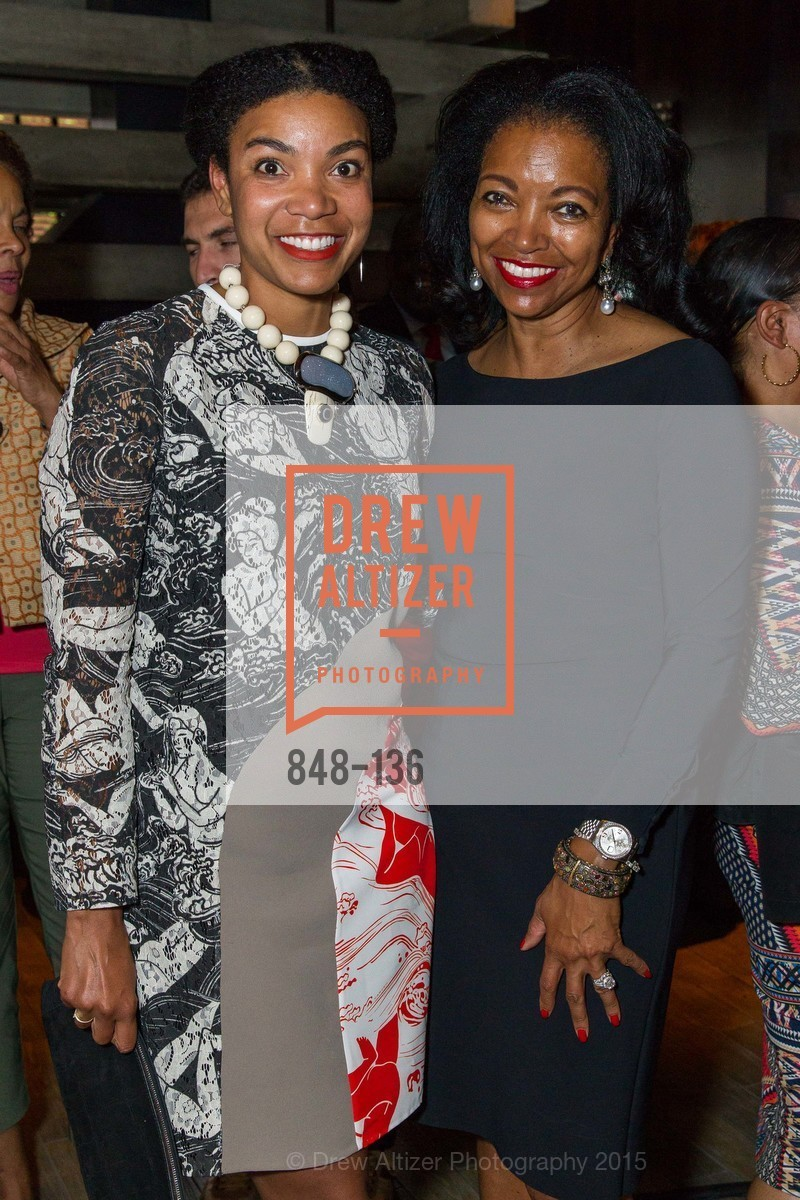 Sherri McMullen, Denise Bradley Tyson,  Inspired Luxe Launch Party hosted by Denise Bradley-Tyson, MatrixFillmore, May 27th, 2015,Drew Altizer, Drew Altizer Photography, full-service agency, private events, San Francisco photographer, photographer california