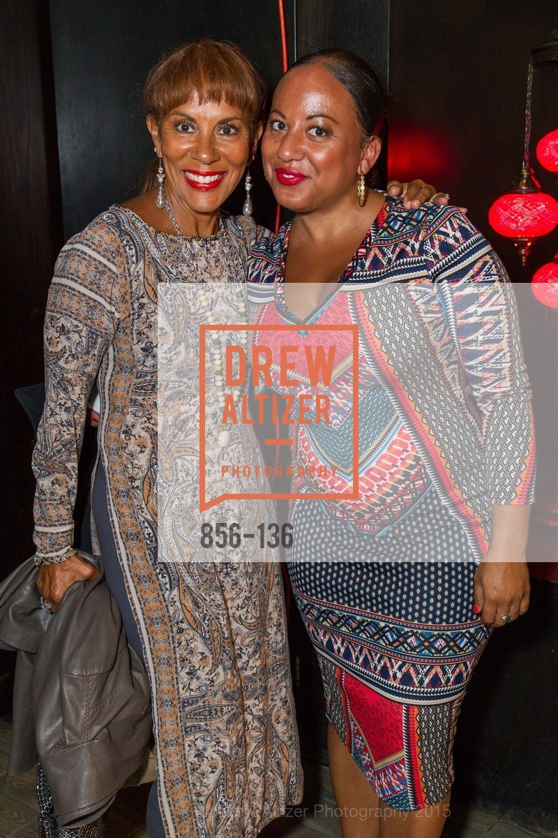 Vianna Briscoe, Karla Briscoe,  Inspired Luxe Launch Party hosted by Denise Bradley-Tyson, MatrixFillmore, May 27th, 2015,Drew Altizer, Drew Altizer Photography, full-service agency, private events, San Francisco photographer, photographer california